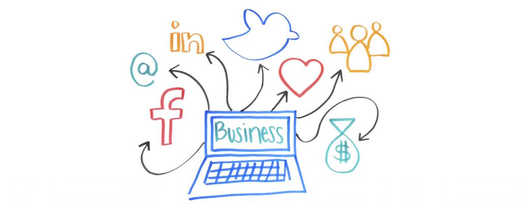 Las empresas y las redes sociales